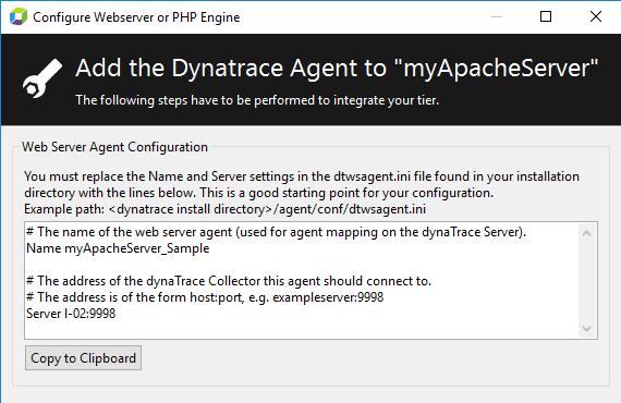 Configure Agents