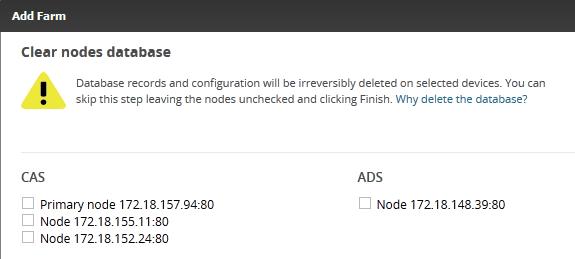 reset nodes step