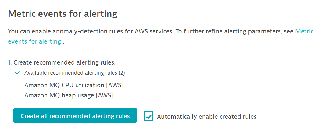 create-alerting-rules-aws