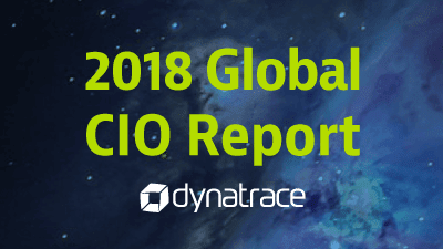 A 2018 Global CIO Report