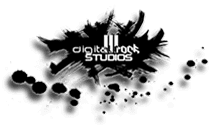 Digital Rock studios logo