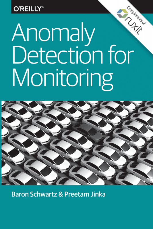 Title image of the Anomaly Detection for Monitoring Report