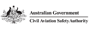 Australian Civil Aviation Safety Authority (CASA)  logo