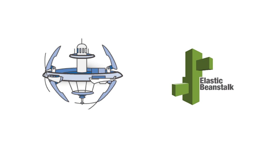elastic beanstalk and Amazon container services logo