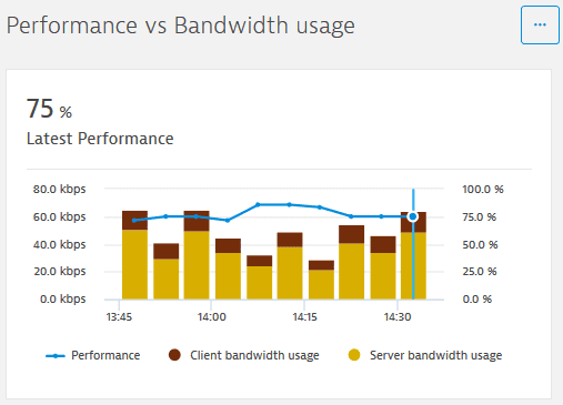 NAM: Citrix explorer: Performance vs Bandwidth usage