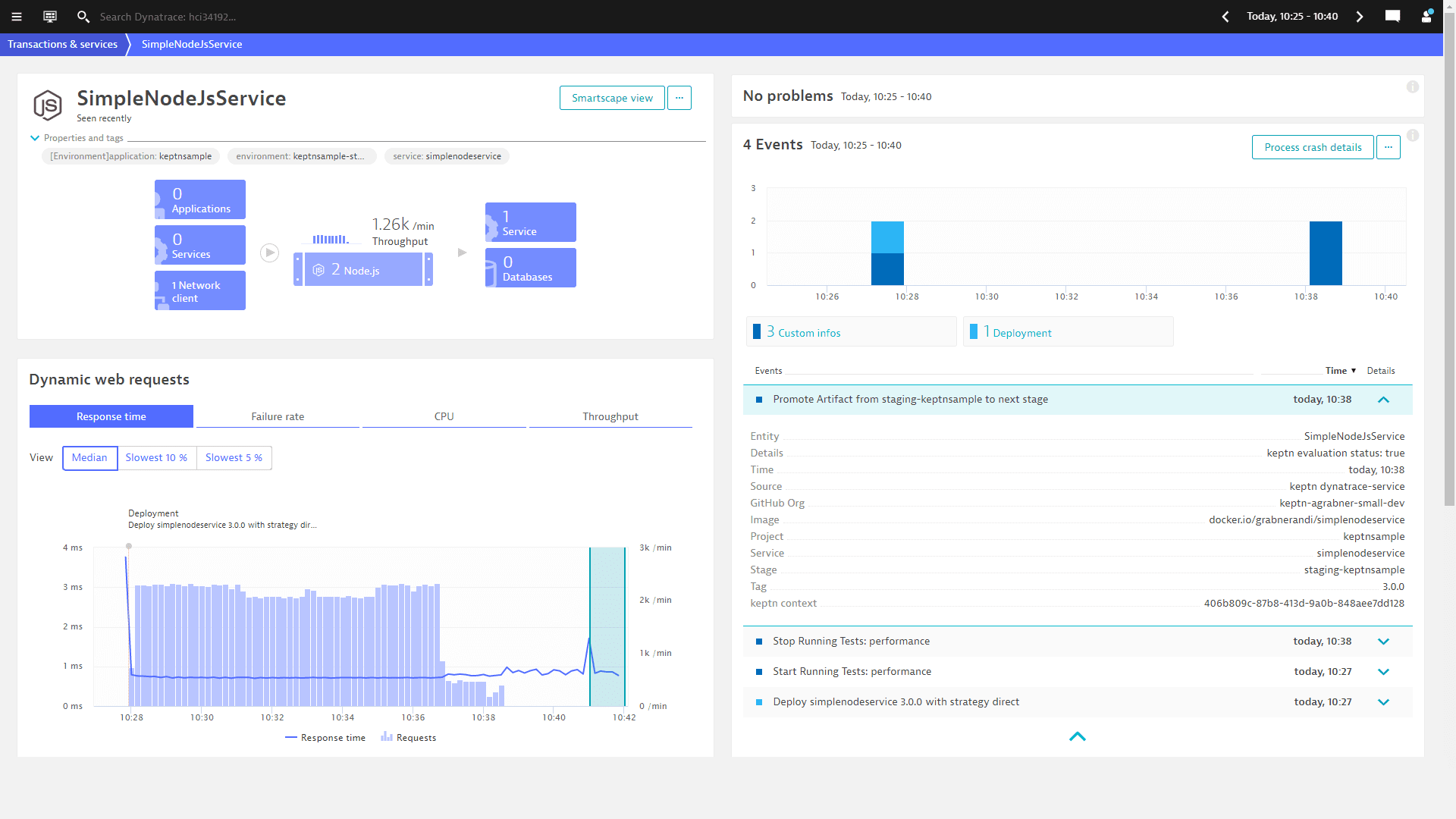 Building Resiliency into the DevOps Cloud screenshot