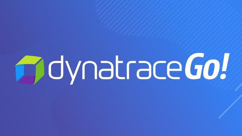 DynatraceGo! 2021