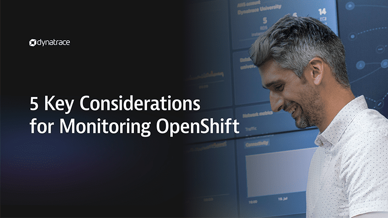 eBook Five Key Considerations for Monitoring OpenShift