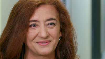 Eugenia Gillan, VP of Engineering