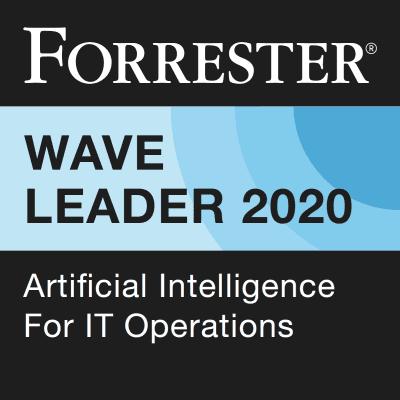 Forrester Wave Leader 2020 - AIOps