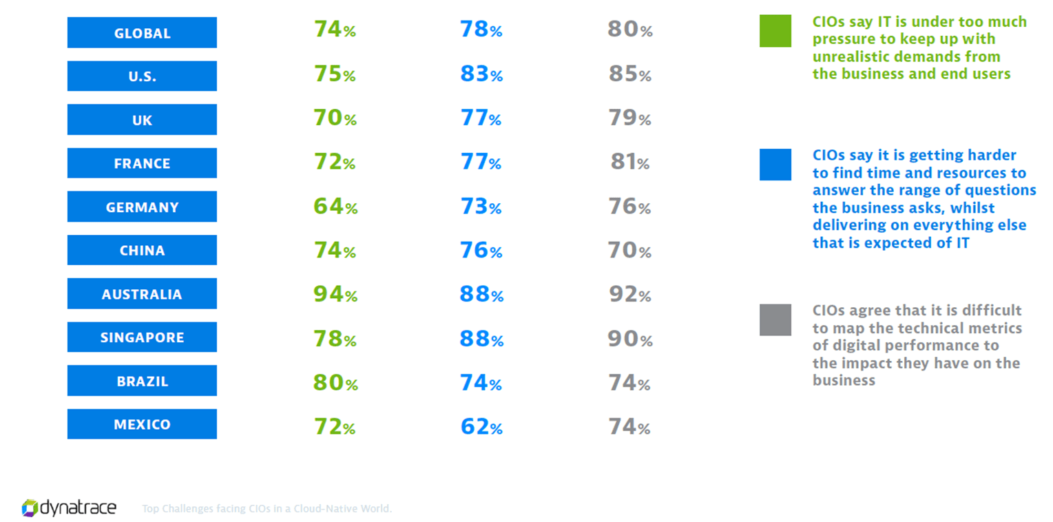 Opinions of CIOs