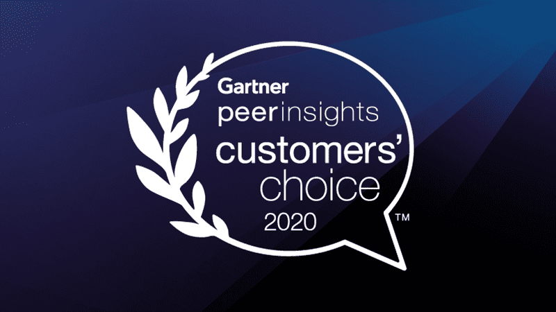 Gartner Peer Insights' Customer Choice
