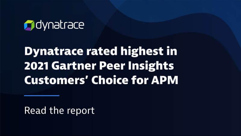 Gartner Peer Insights' Voice of the Customer