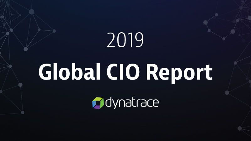 Global CIO Report 2019