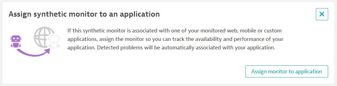Link an application
