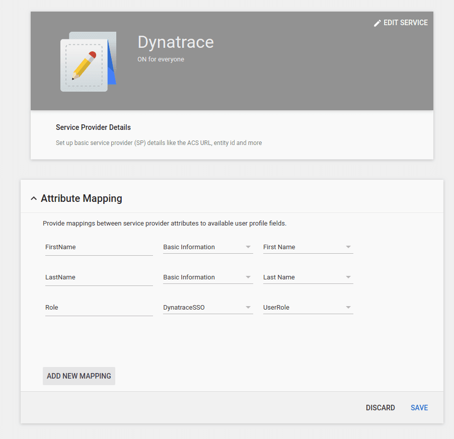 Manage users and groups with SAML in Dynatrace SaaS