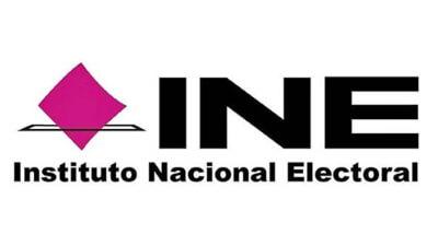 INE logo