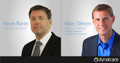 Kevin Burns e Marc Olesen - Dynatrace