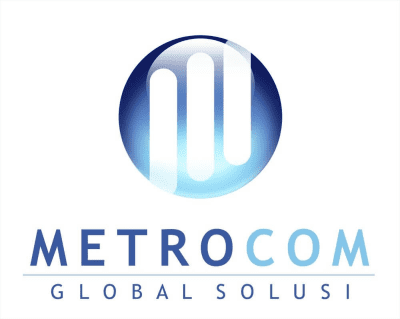 Metrocom Global Solusi (MGS) logo