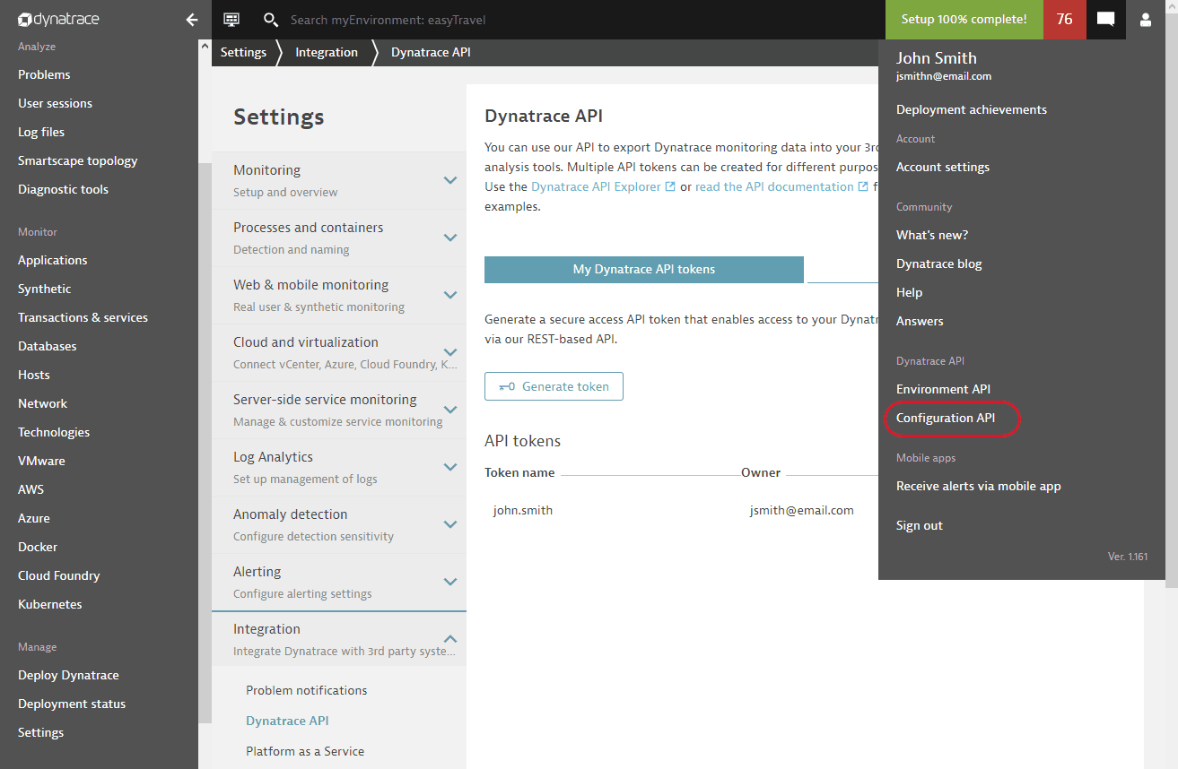 Create a new request naming rule | Dynatrace Help