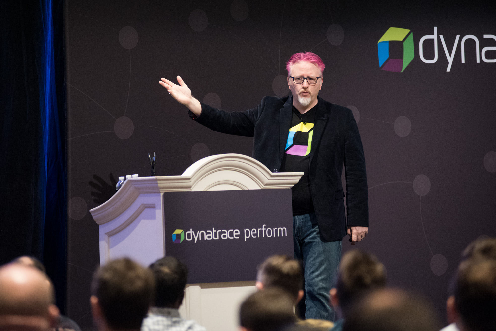 PerfBytes presenting at perform 2018