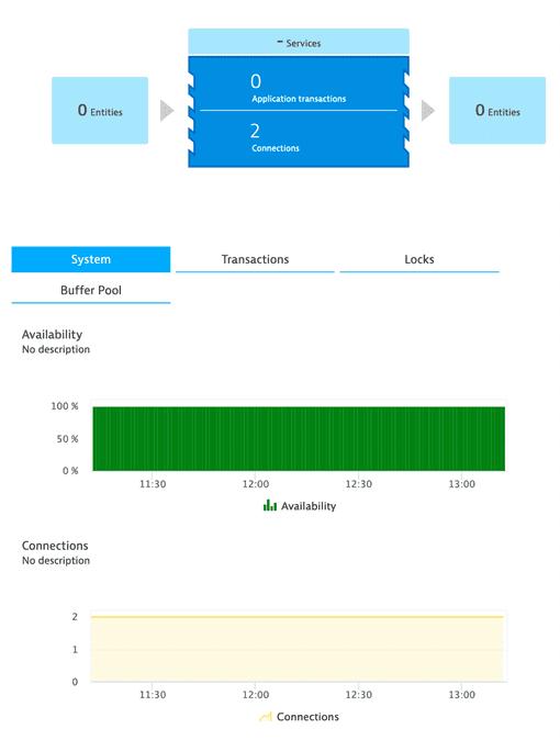 IBM DB2 ActiveGate extension: metrics 1