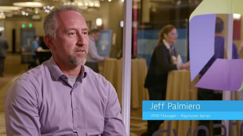 Customer Testimonial Video: Raymond James – Where customer experience is key