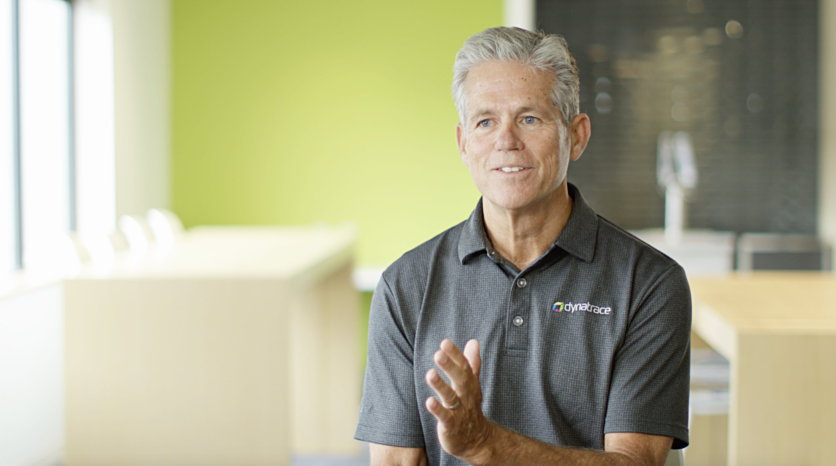 John Van Siclen, CEO of Dynatrace