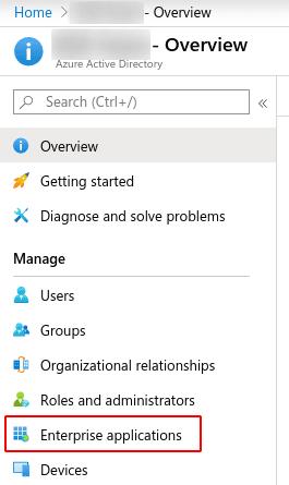 Azure SCIM configuration