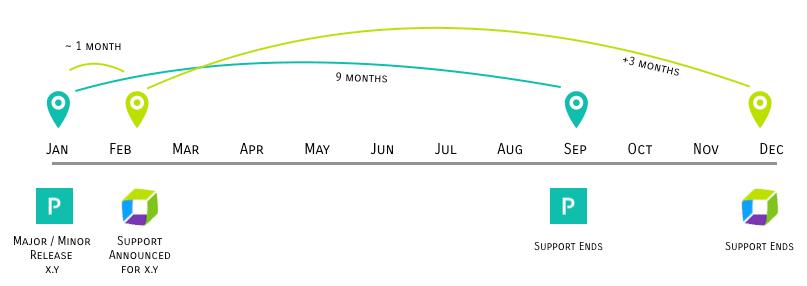 Pivotal Platform Support Model