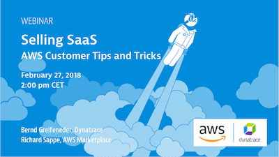 Selling SaaS - AWS Customer Tips and Tricks