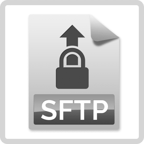 Synthetic SFTP monitor