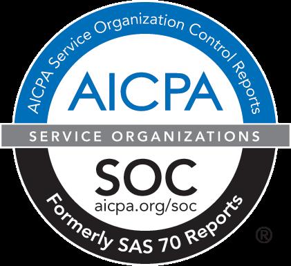AICPA SOC Service Organization logo