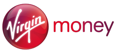 Reinvention quote virgin money logo