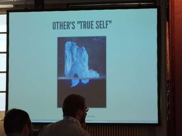 "The other's ""true self"""