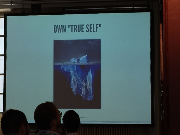 "Your own ""true self"""