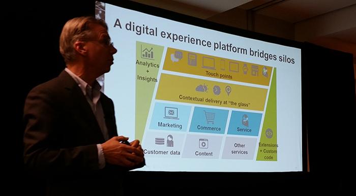 Forrester Digital Experience Platform Criteria