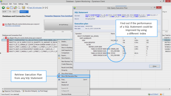 Optimize your SQL statements by learning from the SQL Query Execution Plan