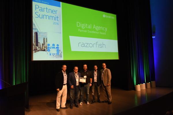 Razorfish partner award