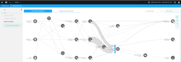 Analyzing end-to-end Transaction Flows with Throughout and Performance Hotspots made easy!