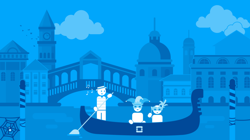 OpenStack networking is like Venice