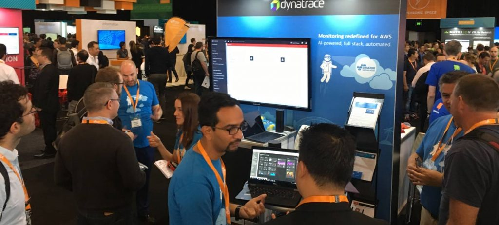 AWS Summit Sydney Dynatrace