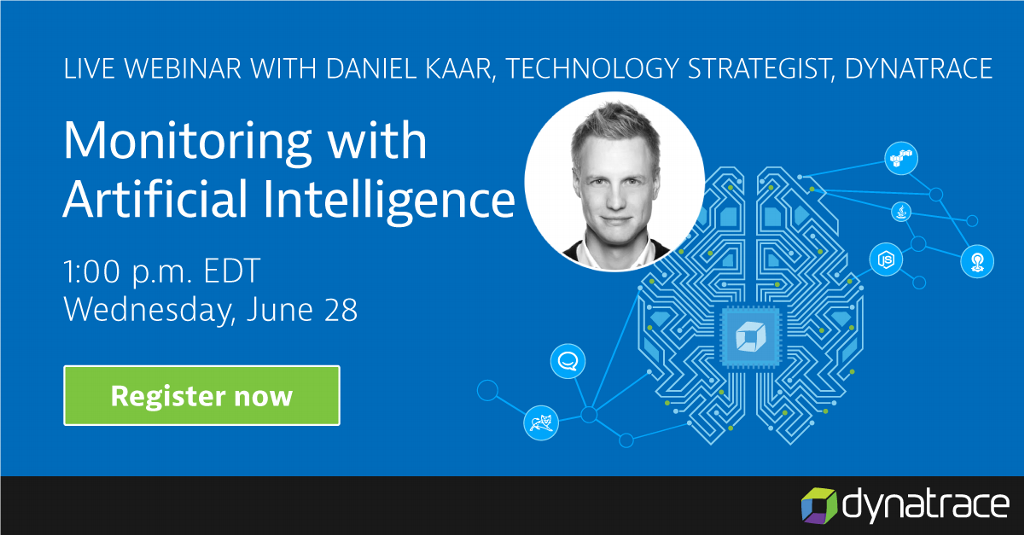 Monitoring with AI webinar