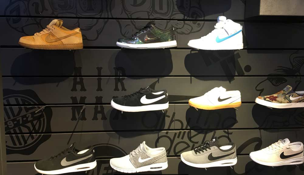 Nike merges in store and digital CX like a champion