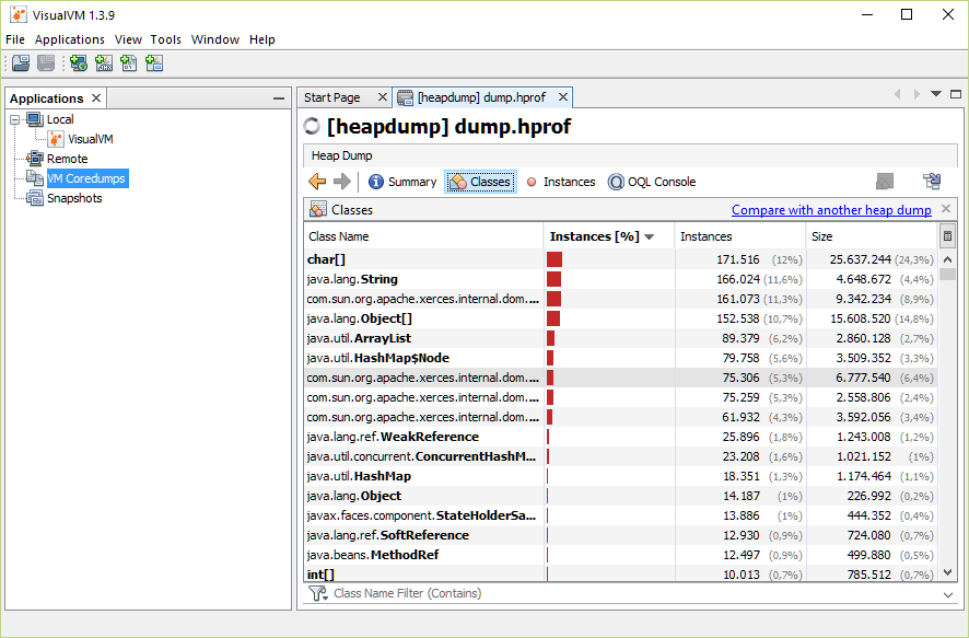Analyze memory dumps for Java and Node js | Dynatrace blog