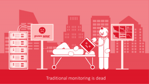 Tradional monitoring is dead artwork
