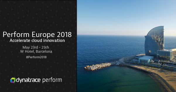 Live stream: Watch the Perform Europe 2018 Main Stage live