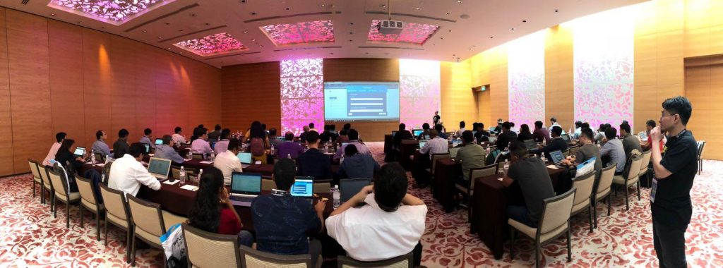 Our HOTDAY in Singapore: Building the Unbreakable Delivery Pipeline in 2 hours!