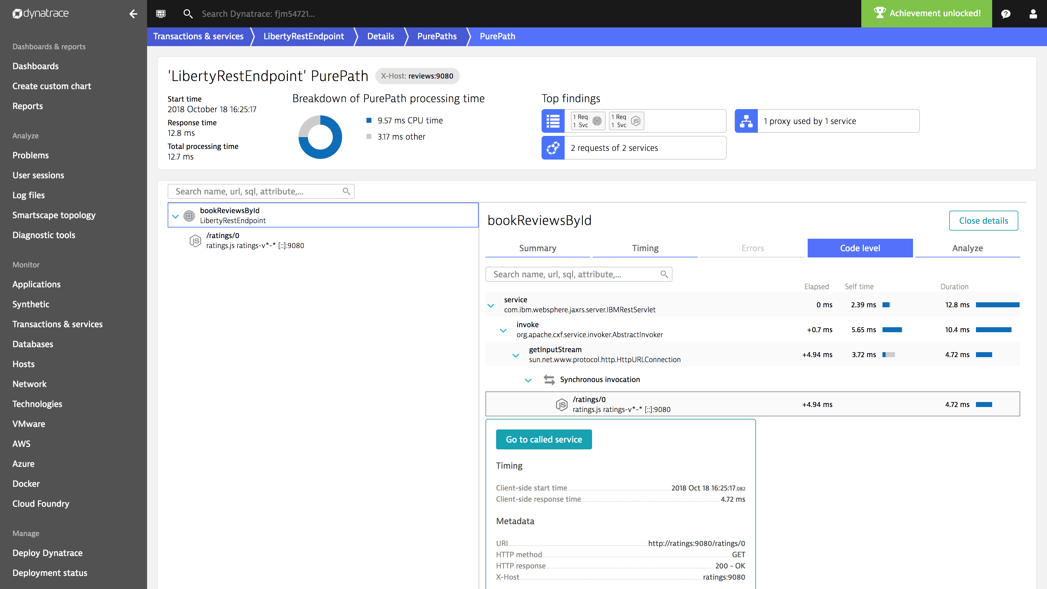 Enable Dynatrace OneAgent in Istio service mesh | Dynatrace blog