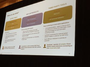 SAP TechEd 2018: The path to an intelligent enterprise needs